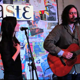 The Civil Wars at Paste Magazine Offices on Feb 9, 2011