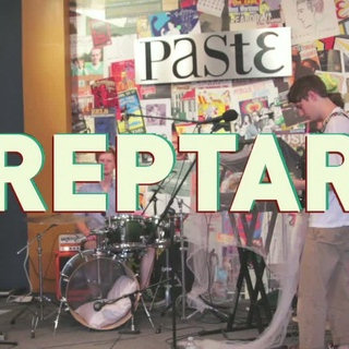 Reptar at Paste Magazine Offices on May 9, 2011