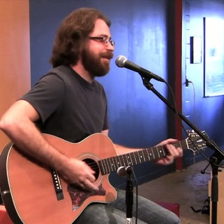 Jonathan Coulton at Paste Magazine Offices on Sep 2, 2011