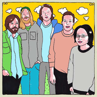 Gold Leaves at Daytrotter Studio on Jan 19, 2012