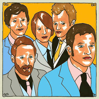 Punch Brothers at Daytrotter Studio on Apr 4, 2012