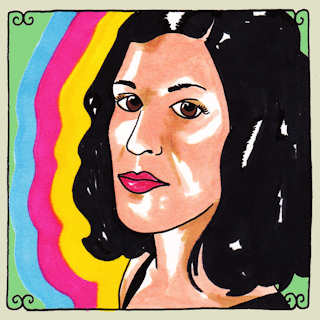 Dessa at Daytrotter Studio on Jun 8, 2012