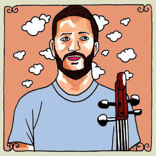 Ian Cooke at Daytrotter Studio on Aug 2, 2012