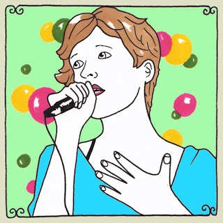 Polica at Daytrotter Studio on Feb 14, 2012