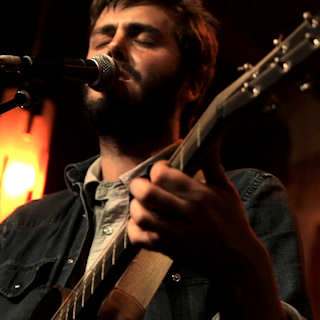 Lord Huron at Living Room NYC on Oct 19, 2011