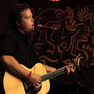 Jason Isbell at Living Room NYC on Oct 20, 2011