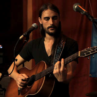 Robert Ellis at Living Room NYC on Oct 20, 2011