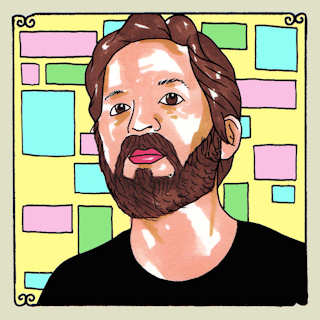 Thomas Dybdahl at Daytrotter Studio on Jan 30, 2013