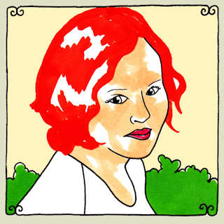 Kathryn Calder at Daytrotter Studio on Jun 19, 2012