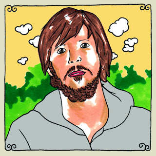 Luke Roberts at Daytrotter Studio on Apr 9, 2012