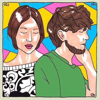 Chairlift at Daytrotter Studio on Feb 13, 2012