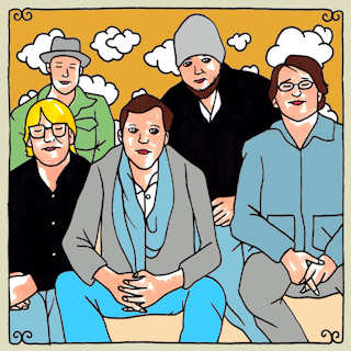 Sons of Fathers at Daytrotter Studio on May 29, 2012