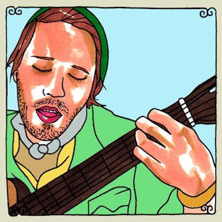 Christopher Paul Stelling at Daytrotter Studio on Apr 13, 2012