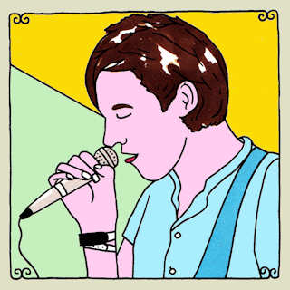 Bombay Bicycle Club at 2KHz on Feb 23, 2012