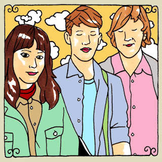Memoryhouse at Daytrotter Studio on Jul 2, 2012