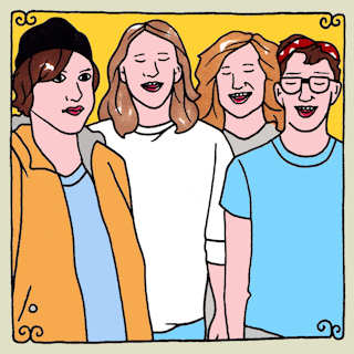 Cold Fronts at Daytrotter Studio on Jun 15, 2012