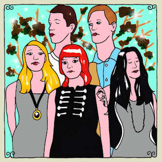 Eisley at Daytrotter Studio on Jun 4, 2012
