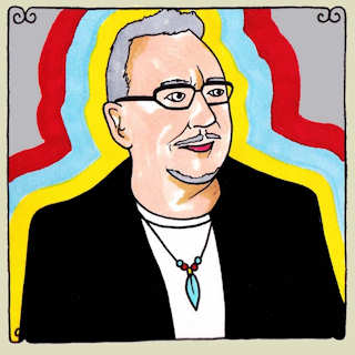 Eric Burdon with Brendan Benson at Daytrotter Studio on May 25, 2012