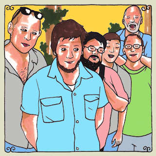 Field Report at Daytrotter Studio on May 14, 2012