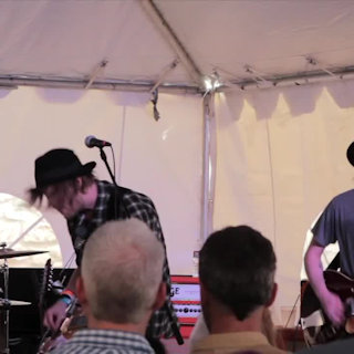 Alberta Cross at Outdoor Stage On Sixth on Mar 16, 2012