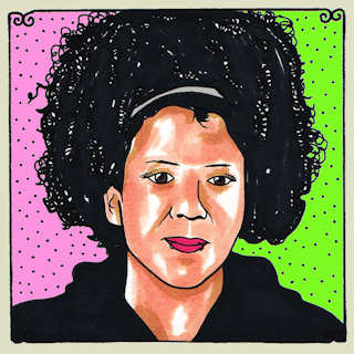 Kimya Dawson at Daytrotter Studio on Oct 31, 2012