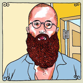 William Fitzsimmons at Daytrotter Studio on Jul 20, 2012