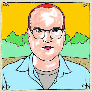 Mike Doughty at Daytrotter Studio on Aug 23, 2012