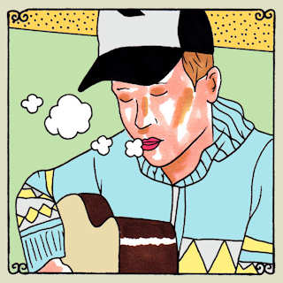 Ben Fisher at Daytrotter Studio on Aug 30, 2013