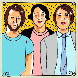 The Cribs at Daytrotter Studio on Jun 22, 2012