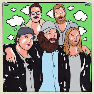 The Revival Tour at Daytrotter Studio on Sep 28, 2012