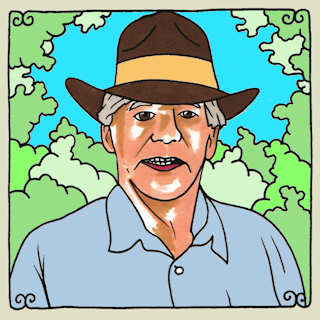 Jim Avett at Daytrotter Studio on Jun 7, 2012