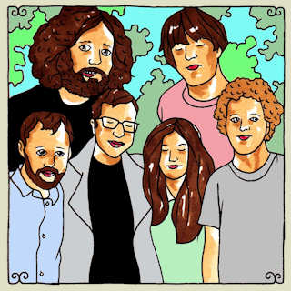 Cuddle Magic at Daytrotter Studio on Jun 26, 2012