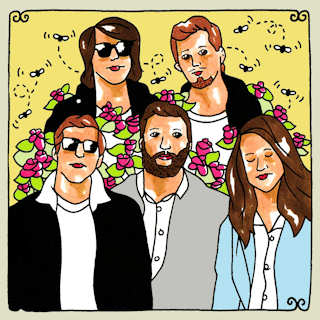 The Maine at Daytrotter Studio on Jun 5, 2012