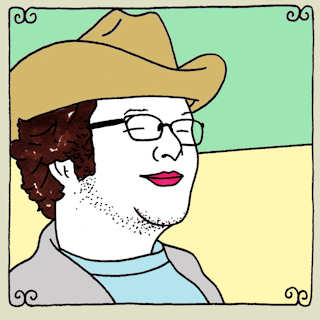 Derek Hoke at Daytrotter Studio on Jul 27, 2012