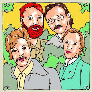 Zeus at Daytrotter Studio on Jul 24, 2012