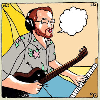 Ryan Monroe at Daytrotter Studio on Aug 17, 2012