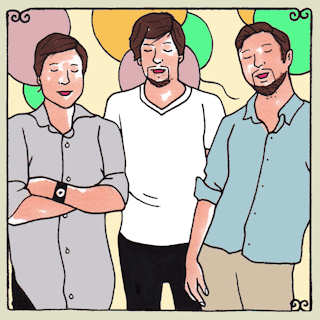 Autumn Owls at Daytrotter Studio on Oct 12, 2012