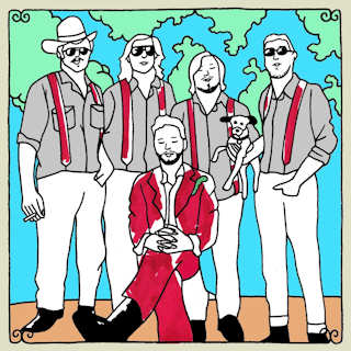 The Kernal and His New Strangers at Daytrotter Studio on Jun 12, 2012