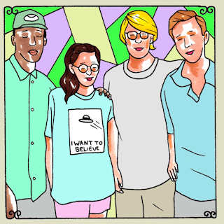 Total Slacker at Daytrotter Studio on Jul 8, 2013