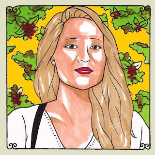 Rae Cassidy at Daytrotter Studio on Dec 18, 2012