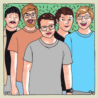American Wolf at Daytrotter Studio on Sep 6, 2012