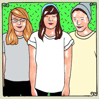 Now, Now, at Daytrotter Studio on Oct 17, 2012