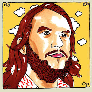 Luke Redfield at Daytrotter Studio on Jul 17, 2012