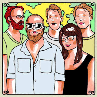 Old Lights at Daytrotter Studio on Jun 28, 2013