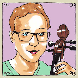 Ben Sollee at Echo Mountain Recording on Jul 2, 2012