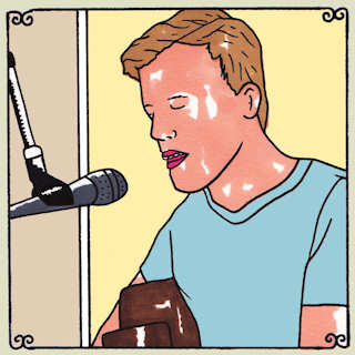 Justin Lewis at Daytrotter Studio on Sep 28, 2012