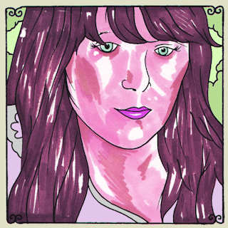 Kelli Scarr at Daytrotter Studio on Apr 25, 2013