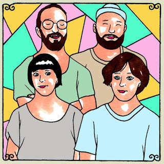Arc In Round at Daytrotter Studio on Oct 11, 2012
