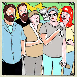 Glossary at Daytrotter Studio on Nov 9, 2012