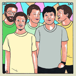 Kite Party at Daytrotter Studio on Oct 17, 2012